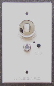 Antenna - Switch - On-Off Power Supply - White - 36 per