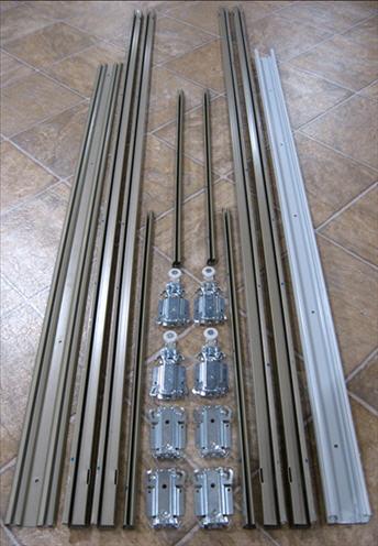 Trekwood Rv Parts Mountaineer 2006 Hardware Door