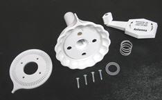 Antenna - Kit - Directional Handle - White