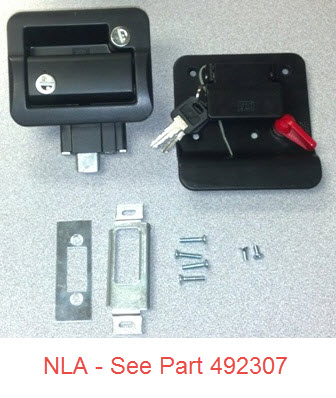 Trekwood Rv Parts Cougar 2014 Door