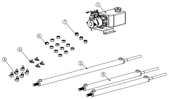 trekwood rv parts   2008    slideout  u0026 accessories    mechanism