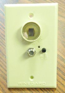 Antenna - Switch - On-Off - Power Suppy - Ivory - 36 Per