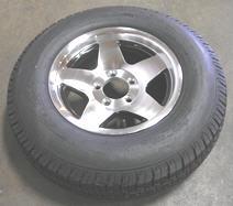 Tire - Duro - ST205/75D14 C BSW MTD - YF 14