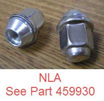Tire - Lug Nut - Maclean - 1/2