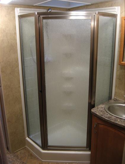 Trekwood Rv Parts Fuzion 2008 Door