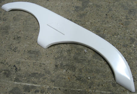 Trekwood Rv Parts Laredo 2011 Plastic Fender