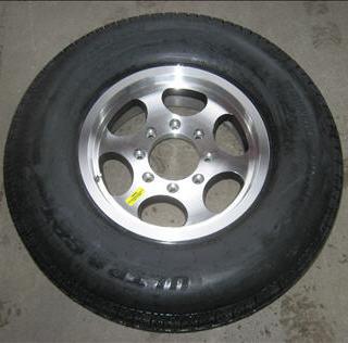 Tire - Phantom - ST235/85-16E - RAD - MTD - 16