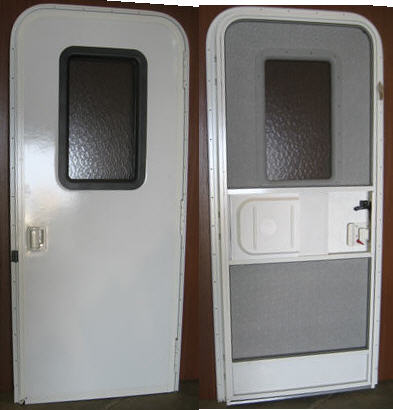 Trekwood Rv Parts Fuzion 2008 Door
