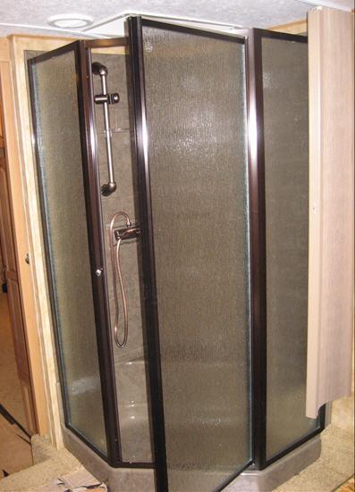 Trekwood Rv Parts Montana 2012 Door Shower