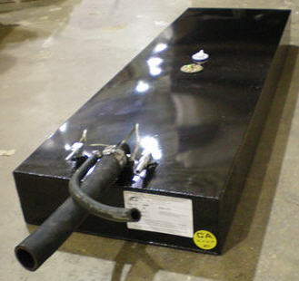 Trekwood Rv Parts Fuzion 2009 Fuel Station