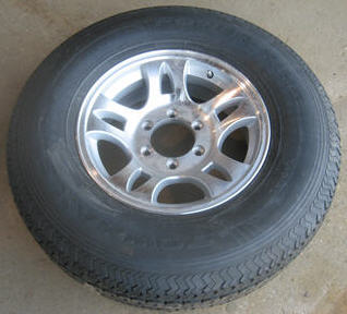 Tire - Towmax - ST235/80R16 E MTD - Tireco - 16