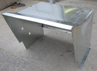 Generator - Box - Shroud - 26 Ga. - 35