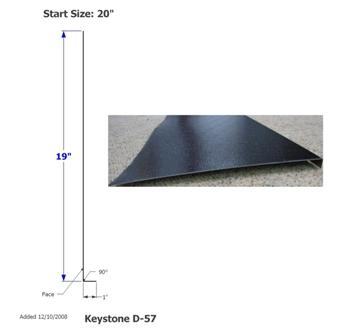 Trekwood Rv Parts Fuzion 2015 Metal Skirt Skirt