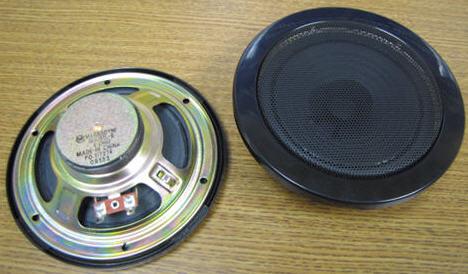 Radio - Speaker - 5 1/4