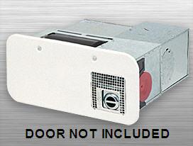 Furnace - 34M BTU - 8535IV - Requires Door - Single