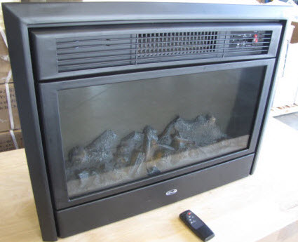 Trekwood RV Parts - Sydney / 2011 / Appliances / Fireplace