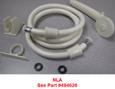 shower head u0026 hose kit wshut off