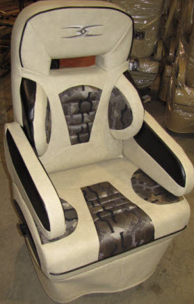 Trekwood Rv Parts Fuzion 2012 Furniture Chair