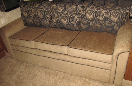 sofa bed living spaces