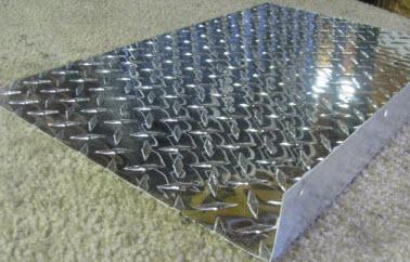 Trim - Wall Kick Plate - .045 x 14