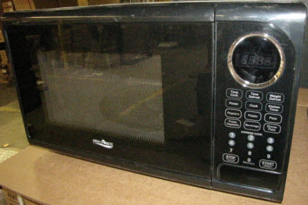 Microwave High Point 9 Cu Ft Mw