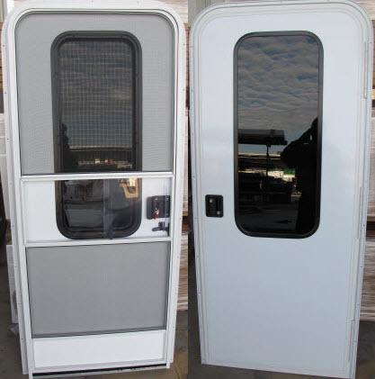 Trekwood RV Parts - Raptor / 2013 / Door / Entrance