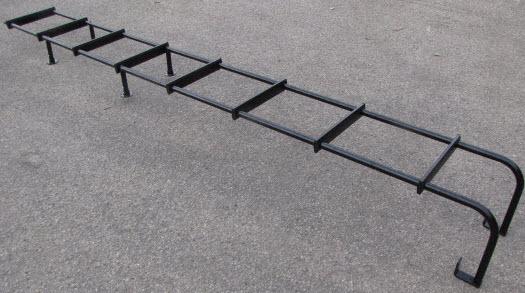Trekwood Rv Parts Fuzion 2014 Hardware Ladder