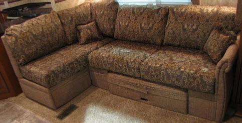 Trekwood Rv Parts Cougar 2013 Furniture