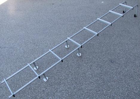 Trekwood Rv Parts Raptor 2014 Hardware Ladder