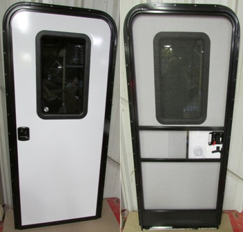 Trekwood Rv Parts Fuzion 2013 Door