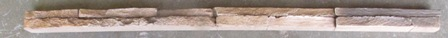 Fireplace - Front Filler - Faux Flat Stack Stone - Alpine Pioneer - 27.438