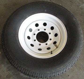Tire - Roadrider - ST235/80R16 - E MTD - TFO 16