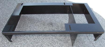 Generator - Prep Stand - w/Baffle & Heat Shield