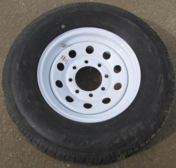 Tire - Karrier - ST235/80R16 LRE MTD - Dexstar - 16