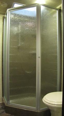 Trekwood Rv Parts Fuzion 2014 Plumbing Shower
