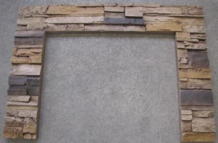 Fireplace - Front - Alpine/Pioneer - 26 3/8