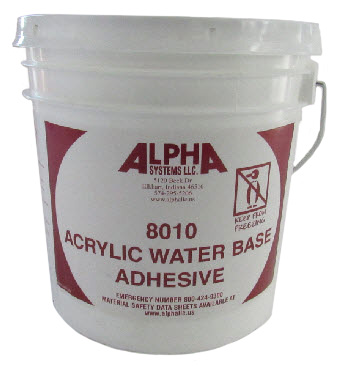 Adhesive - Roof - 8010 - 1 Gal/Can