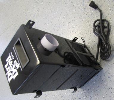Vacuum - CV1500 - w/Brown Inlet - Vacu Flo Valve - Dirt Devil Central Vaccum