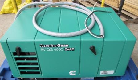 Generator - Kit - Cummins - TT - QG 4000 EVAP - w/6' Batt Cable