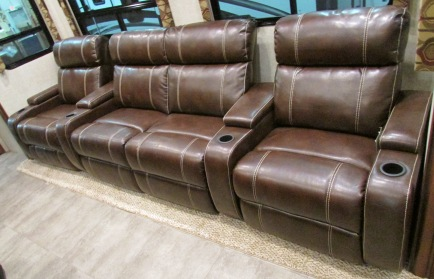 Trekwood Rv Parts Impact 2014 Furniture Sofa