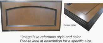 Cabinet - Door - FPSA - 18 3/4