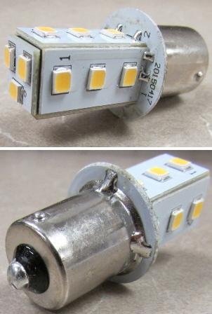 Trekwood RV Parts - Sprinter / 2016 / Lighting / Bulb ...