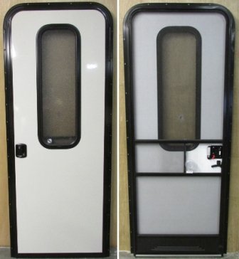 Trekwood Rv Parts Montana 2017 Door