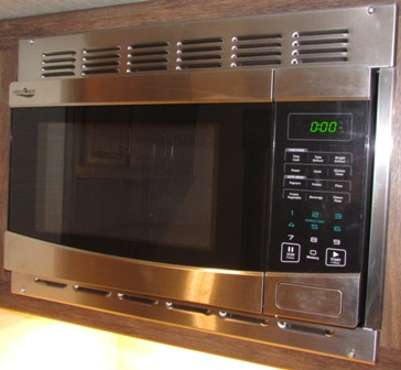 Microwave High Point 1 0 Cu Ft Stainless