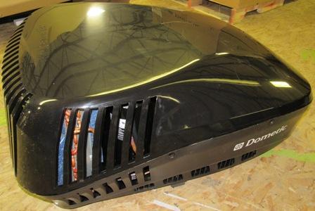 A/C - 15.0 BTU - Blizzard NXT w/LCD - CCC2 Relay Board - Black