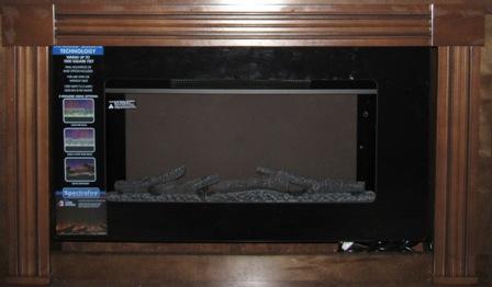 Fireplace - 36