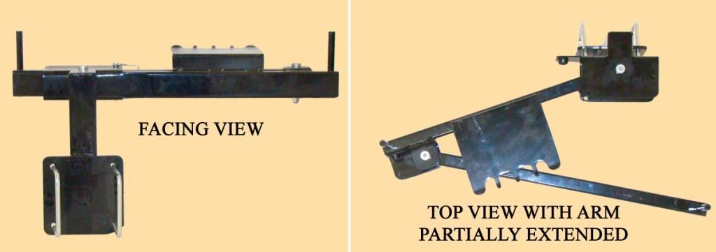 Grill - BRACKET - SWING ARM GRILL BRACKET