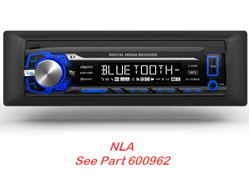 Trekwood Rv Parts Hideout 2018 Appliances Radio